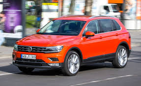 volkswagen car models 2017 volkswagen tiguan first drive u2013 review u2013 car and driver