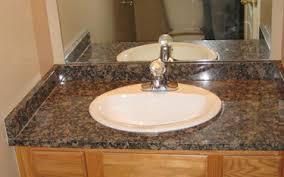 Bathroom Vanity Counters Granite Bathroom Vanity Robinsuites Co