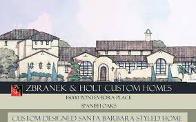 mediterranean home builders new oaks custom begins in zbranek and holt