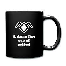 design coffee mug missing cooper designs a damn fine cup of coffee mug full