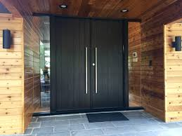 modern wood door front doors archives