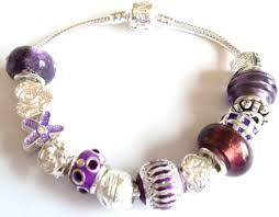 birthday charm bracelet cheap pandora bracelet purple find pandora bracelet purple deals
