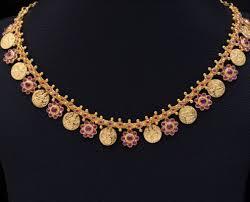 light weight gold necklace designs light weight lakshmi kasumala art of gold jewellery coimbatore