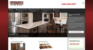 gallery of our website design work