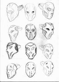 slasher mask desing by jacobswarn on deviantart