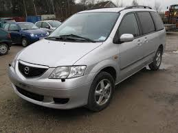 mpv van mazda mpv 2 0 diesel van for sale retrade offers used machines