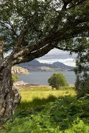 isle of mull 神秘的風景 isle of and scotland