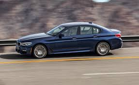 2017 bmw 540i test review car and driver