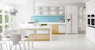 Modern Kitchen With White Appliances Kitchen Captivating Modern Kitchen With White Appliances Kitchen