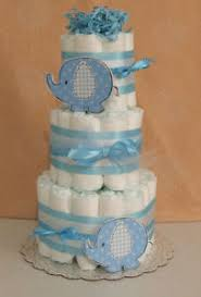 elephant baby shower centerpieces 3 tier cake umbrellaphant blue peanut elephant baby shower