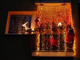 lichterkette fã r balkon lichterkette und weihnachtsbeleuchtung