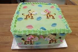 baby shower layer cakes u2014 sophisticakes