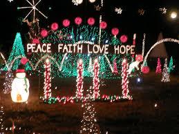 benson nc christmas lights holiday light displays in the triangle nc area love where you live