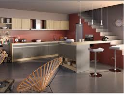cuisine socoo cuisine taupe meubles bois socoo c peinture couleur taupe et