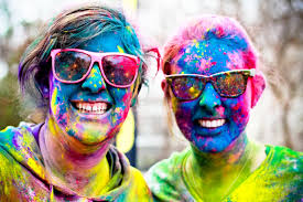 she knew how she u0027d look after a color run but she never expected