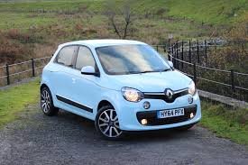 renault blue renault twingo 2014 road test review motoring research