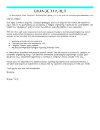 civil engineer cover letter examples for engineering livecareer