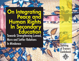 on integrating human rights and peace in secondary education