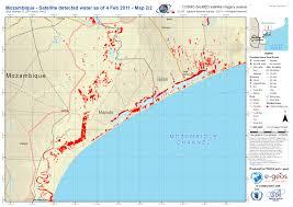 Mozambique Map Maps Mozambique Ithaca