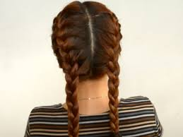 how to i french plait my own side hair do double french braids plaits hair style and french braid