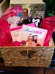 best friend gift basket an engagement gift for my best friend weddings