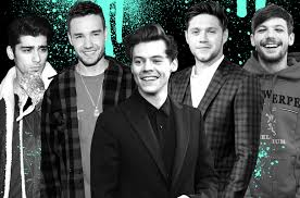 One Direction One Direction S Many Directions How Each Member Dominated 2017