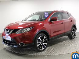 used nissan qashqai tekna manual cars for sale motors co uk