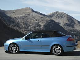 saab 9 3 convertible 20 years edition 2006 picture 11 of 18