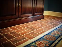 Brick Laminate Flooring Brick Tile Flooring And Brick Laminate Picture Brick Floor Tile