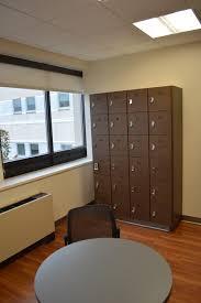 break room lockers grand view health