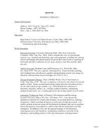 Resume Sle For vet assistant cover letter vet tech cover letter veterinary