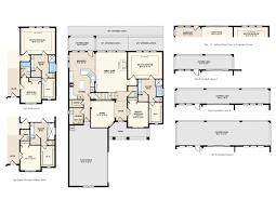 easton floor plan at hamlin overlook in winter garden fl