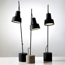 Jeeves Table Lamp Spot Table Lamps By Nir Meiri Lights Decoration And Concrete