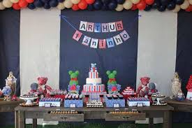 Boy Birthday Decorations 24 First Birthday Party Ideas U0026 Themes For Boys Spaceships And