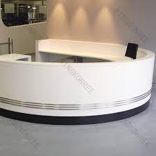Semi Circular Reception Desk Modern Round Reception Desk Modern Round Reception Desk Suppliers