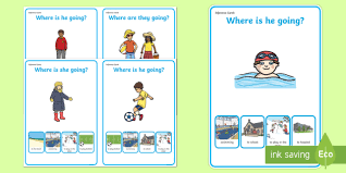 where s where are they going making inferences worksheet activity
