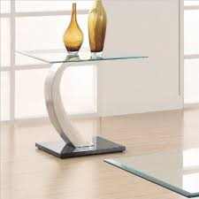 Contemporary End Tables Contemporary End Tables
