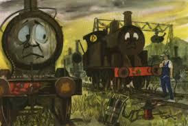 Thomas The Train Desk The Repressive Authoritarian Soul Of U201cthomas The Tank Engine