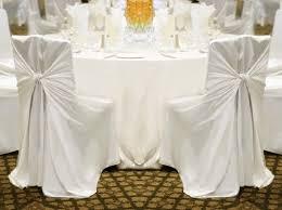 housse de chaises mariage housse de chaise mariage intérieur déco
