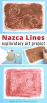 nazca lines craft for kids to learn about peruvian history and culture