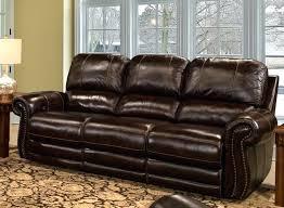 Lane Power Reclining Sofa Leather Sofa Cobra Leather Dual Reclining Sofa Red Leather