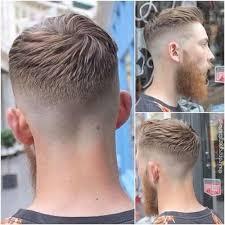 Frisuren Kurze Blond Haare M舅ner by Die Besten 25 Frisur Geheimratsecken Ideen Auf