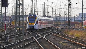 free images track vehicle train station electricity public