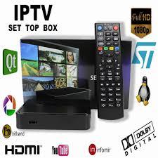 Beautiful Appearance Beautiful Appearance 1000 Channels Downloadhot Iptv Set Top Box