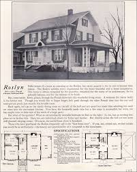 Colonial Revival House Plans 1920 S Dutch Colonial House Plans House Design Plans