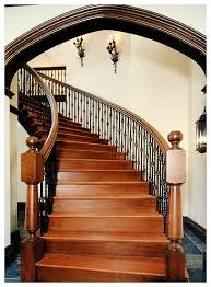 lake orion mi custom curved staircases buy spiral stair kits
