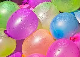 water balloons balloons