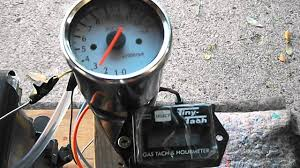 16 ebay tachometer u0026 tinytach single cylinder tachometers youtube
