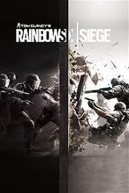 siege en buy tom clancy s rainbow six siege microsoft store en gb