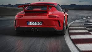 new porsche 2017 a 911 for the road and track u2013 the new porsche 911 gt3